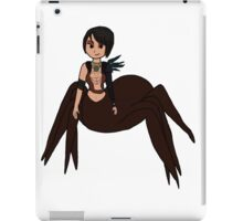Spider Morrigan  iPad Case/Skin