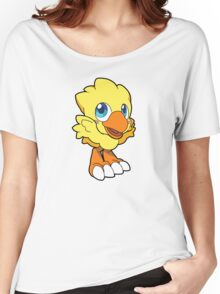 Final Fantasy - Chocobo Women's Relaxed Fit T-Shirt
