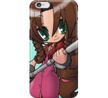 Final Fantasy VII - Aeris iPhone Case/Skin
