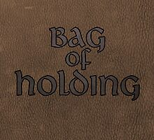 Bag of Holding- Leather by Padgett