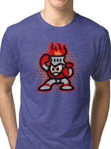 Fireman Tri-blend T-Shirt