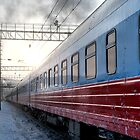 The Transiberian by inikphoto