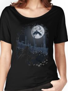 Tonight Gehrman joins the hunt. Women's Relaxed Fit T-Shirt
