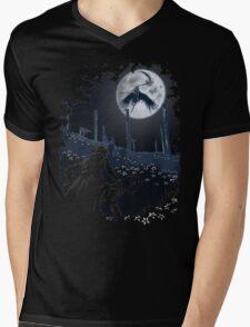 Tonight Gehrman joins the hunt. Mens V-Neck T-Shirt