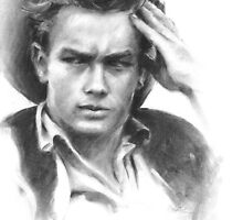 James Dean by HaPham