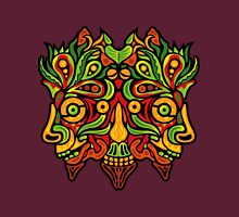 Psychedelic jungle demon T-Shirt