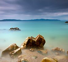 Cifton beach by lee Henley