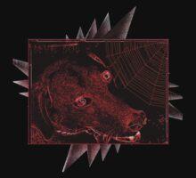 Devilish Dog by judygal