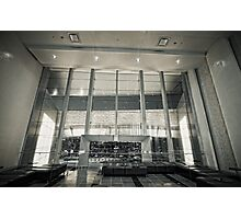 Inside Cowboys Stadium Photographic Print