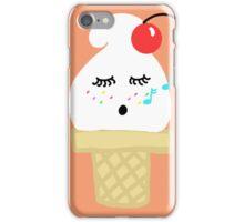 Singing Ice Cream Cone iPhone Case/Skin