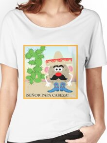 Mexican Mr. Potato Head Women's Relaxed Fit T-Shirt