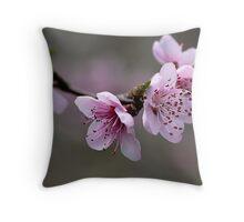 Spring Blossom #2 Throw Pillow