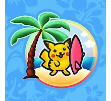 Pika Surf Photographic Print