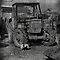 Old Trucks or Farm Vehicles