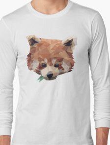 Tshirt RedPanda Tshirt Firefox Long Sleeve T-Shirt