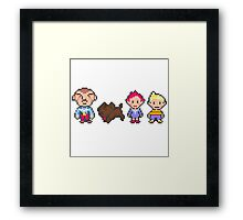 Earthbound Mother 3 Print Framed Print