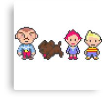 Earthbound Mother 3 Print Canvas Print