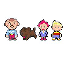 Earthbound Mother 3 Print Photographic Print