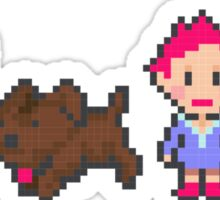 Earthbound Mother 3 Print Sticker