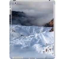 Winter on Kitzsteinhorn 78 iPad Case/Skin