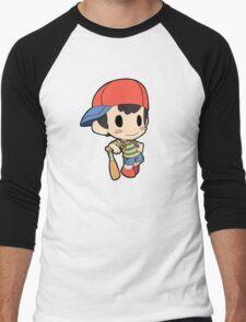 Super Smash Bros. / Earthbound - Ness Men's Baseball ¾ T-Shirt