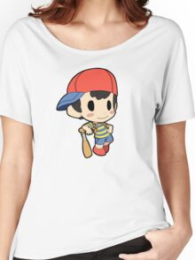 Super Smash Bros. / Earthbound - Ness Women's Relaxed Fit T-Shirt