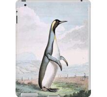 Penguin Bird Illustration iPad Case/Skin