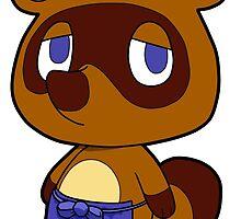Animal Crossing - Tom Nook by 57MEDIA
