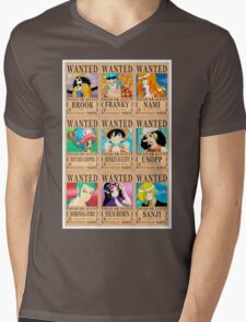 One Piece - Wanted Posters T-Shirt