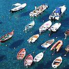 Vernazza, Cinque Terre, Italy by craigs79