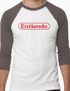 Entiendo Men's Baseball ¾ T-Shirt