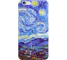 The Starry Night HDR iPhone Case/Skin