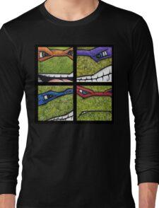 Teenage Mutant Ninja Turtles TMNT Long Sleeve T-Shirt
