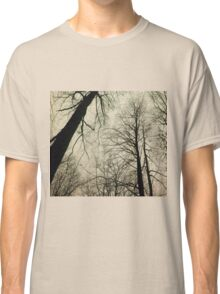 Branches 2 Sepia Classic T-Shirt