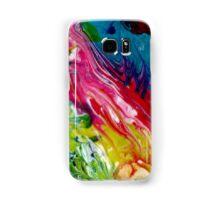 Paint Spill Samsung Galaxy Case/Skin