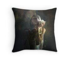 """keep it, beauty, beauty … from vanishing away"" Throw Pillow"