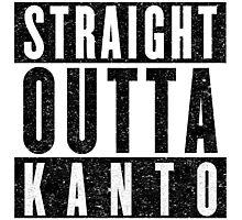 Trainer with Attitude: Kanto Photographic Print