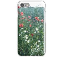 Wildflower Meadow iPhone Case/Skin