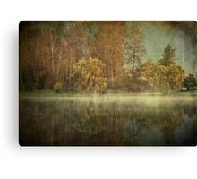 Old Reflections Canvas Print