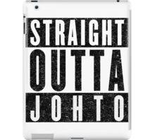 Trainer with Attitude: Johto iPad Case/Skin