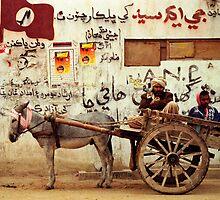 Graffiti in Pakistan  by jensNP