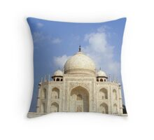 Taj Mahal - Agra - INDIA   Throw Pillow