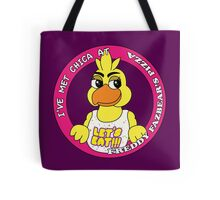 Five Nights at Freddy's - I've Met Chica Tote Bag