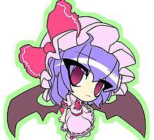 Touhou - Remillia Scarlet by 57MEDIA