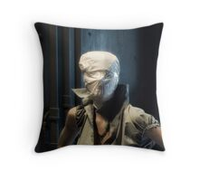 Assignment: Wrapped Throw Pillow