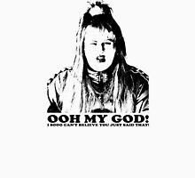Vicky Pollard, Ooooh My God, Little Britain T-shirt Unisex T-Shirt