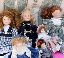 old dolls by spetenfia