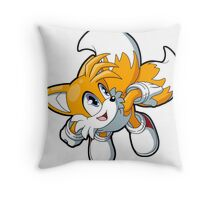 Sonic the Hedgehog - Tails Throw Pillow