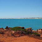 Gantheaume Point Panorama by Richard Cassar