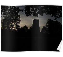 St Margaret's Church, Ipswich Poster